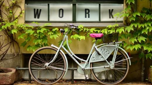 Le vélo, la voiture du futur
