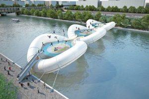 pont trampoline 1